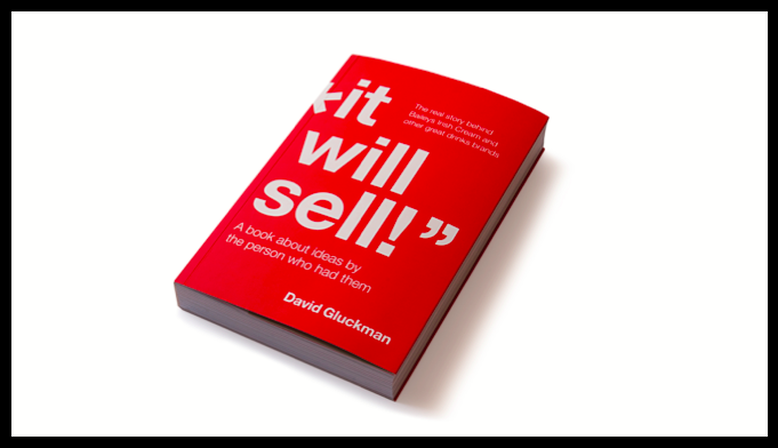 That Shit Will Never Sell - The Book
